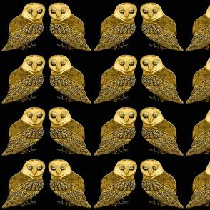 Robo Owls