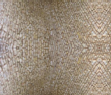 Stonework fabric by barakatblessings on Spoonflower - custom fabric