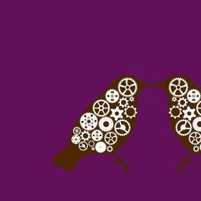 Clockwork Sparrows