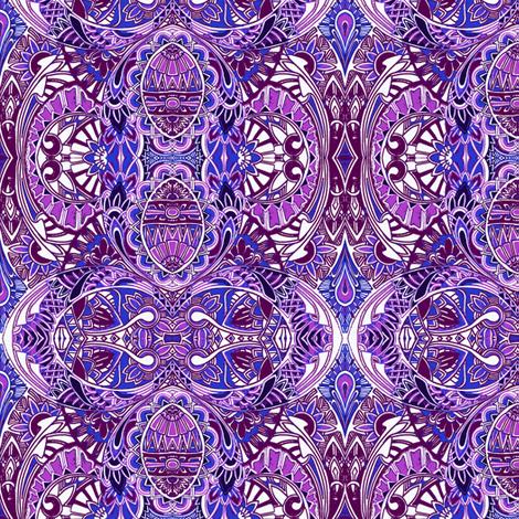 Purple Lace fabric by edsel2084 on Spoonflower - custom fabric