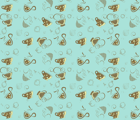 Swirls and Stains fabric by jpdesigns on Spoonflower - custom fabric