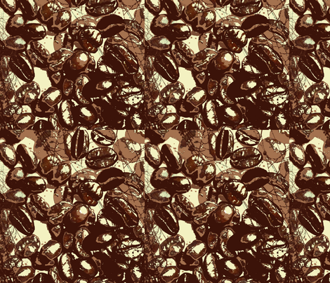 coffee5_LUCI_MISTRATOV_ fabric by luciamist on Spoonflower - custom fabric