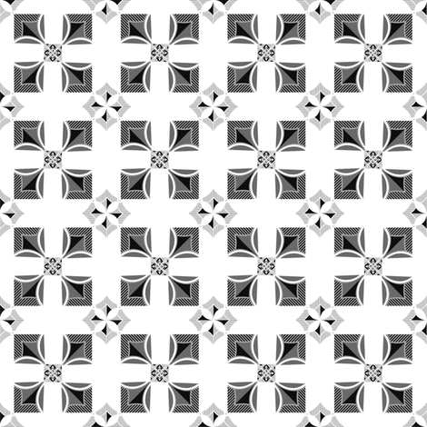 Admiral Blender print fabric by joanmclemore on Spoonflower - custom fabric