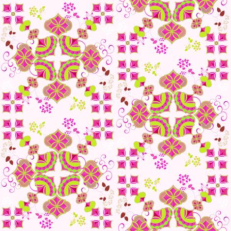 Swedish Ornamentation fabric by joanmclemore on Spoonflower - custom fabric
