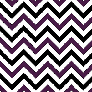 Dirigible (Purple) Chevron