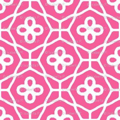 Pink Lattice