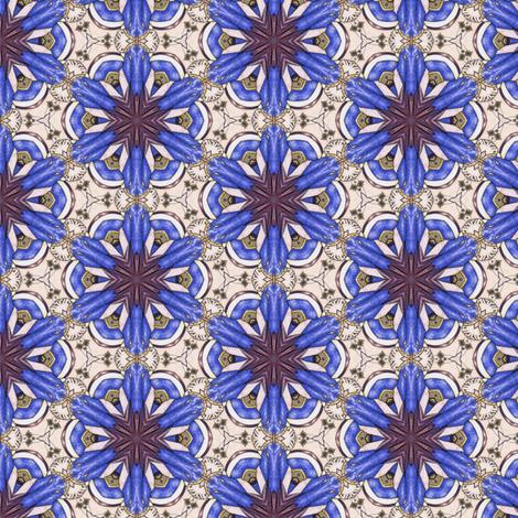 Bandar's Flowers fabric by siya on Spoonflower - custom fabric