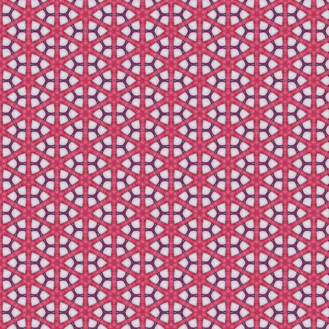 Parvati's Triangles fabric by siya on Spoonflower - custom fabric
