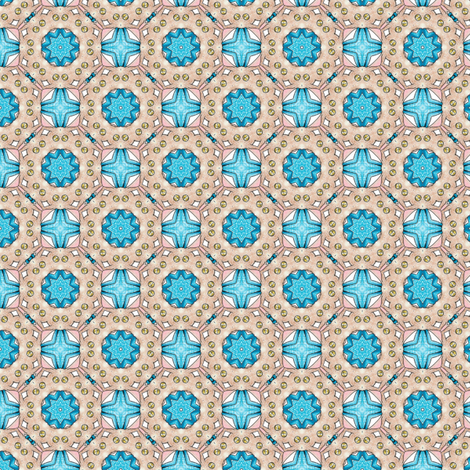 Ridorius's Riddle fabric by siya on Spoonflower - custom fabric