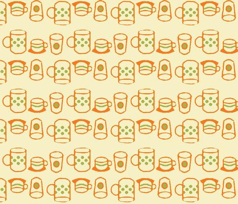 Triple Shot fabric by katrinaj on Spoonflower - custom fabric