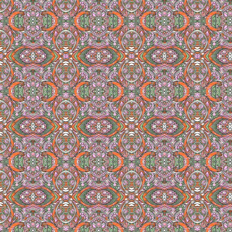 Easter Morning fabric by edsel2084 on Spoonflower - custom fabric