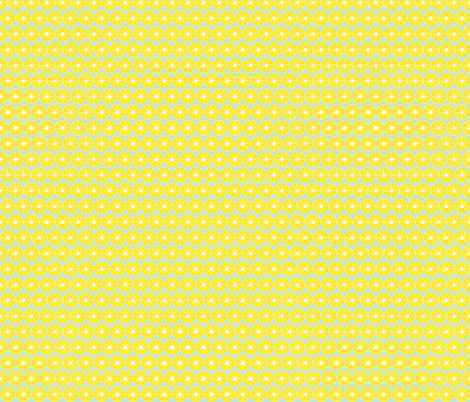 blue_lemonade fabric by mainsail_studio on Spoonflower - custom fabric