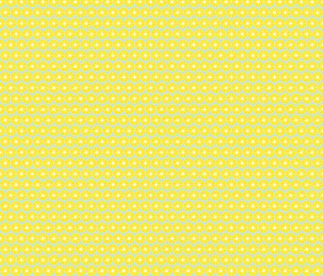 blue_lemonade fabric by wendyg on Spoonflower - custom fabric
