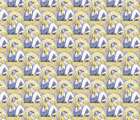 Iaruch fabric by siya on Spoonflower - custom fabric