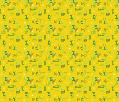 Happy Hour fabric by acbeilke on Spoonflower - custom fabric