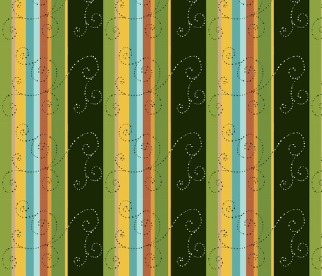 complementary1 fabric by claudiavv on Spoonflower - custom fabric