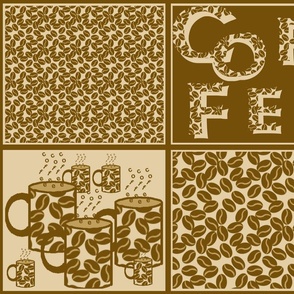 Coffee Bean Patches