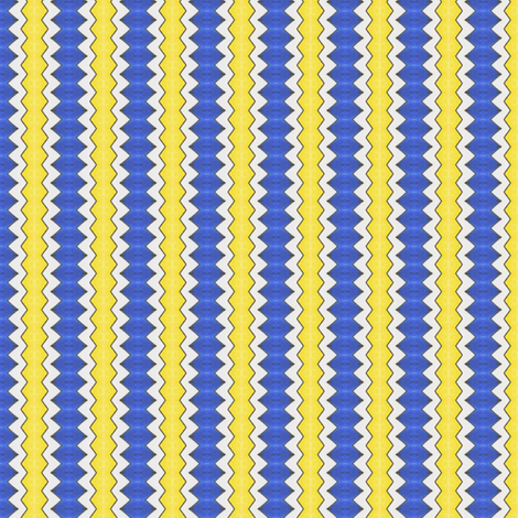 Sabini's Jagged Stripe fabric by siya on Spoonflower - custom fabric