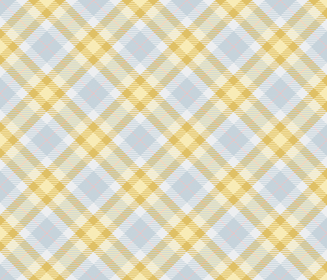 Plaid 14, L fabric by animotaxis on Spoonflower - custom fabric