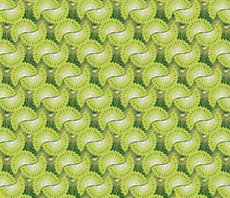 Blender Green fabric by joanmclemore on Spoonflower - custom fabric