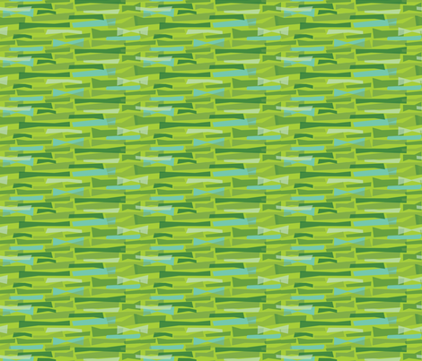 Bamboo-o-rama fabric by acbeilke on Spoonflower - custom fabric