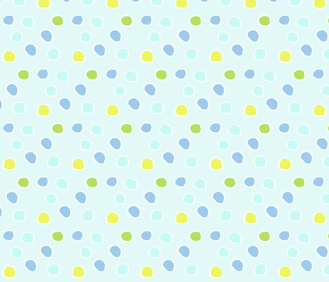 circle play fabric by camillacarraher on Spoonflower - custom fabric