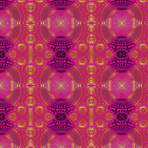 TangleFan Pink