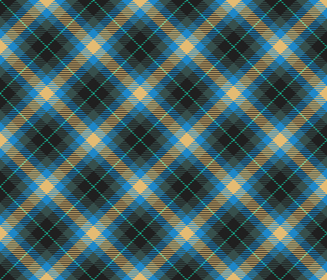 Plaid 8, L fabric by animotaxis on Spoonflower - custom fabric
