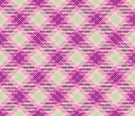Plaid 4, L fabric by animotaxis on Spoonflower - custom fabric