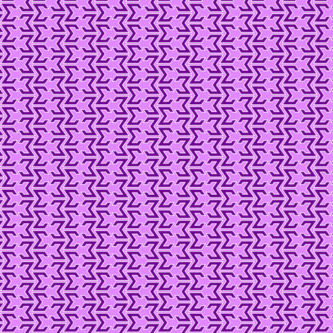 Sigma! (purple/white) fabric by shannonmac on Spoonflower - custom fabric