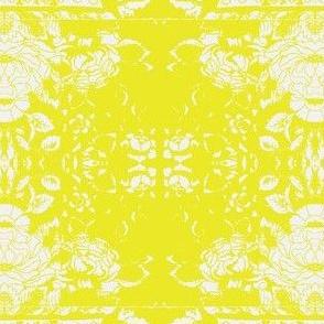 Chinese Tee Bowl mustard