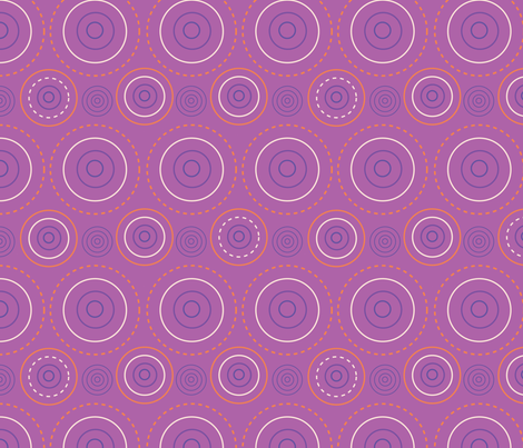 Lasso  fabric by acbeilke on Spoonflower - custom fabric