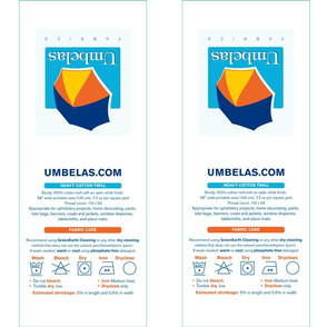 UMBELAS LABEL