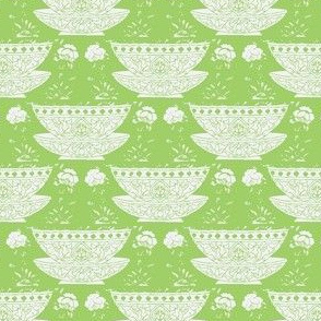 Bowl lightgreen