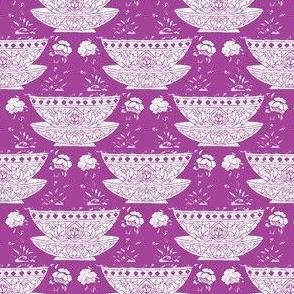 Bowl lilac