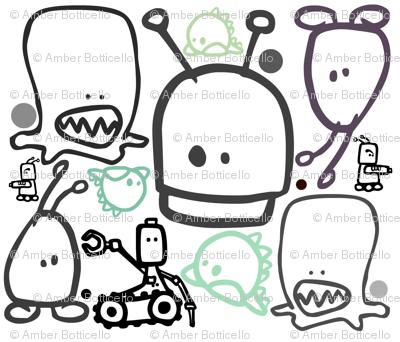 Monster Bots