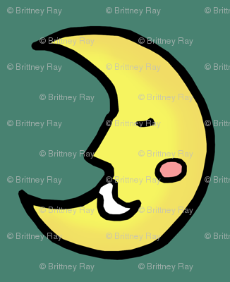 The Mustached Moon