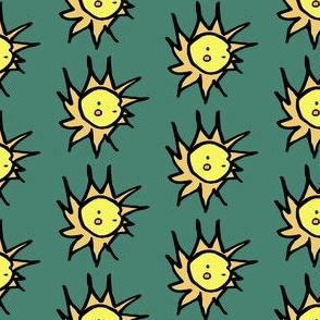 His Friend the Sun