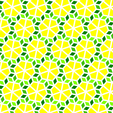 citrus chips (S633X Ri) fabric by sef on Spoonflower - custom fabric