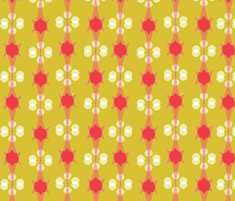 Watermelon Gazpacho fabric by colie*leigh*designs on Spoonflower - custom fabric