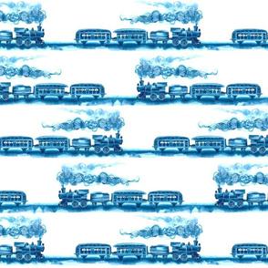 All Aboard! (blue)