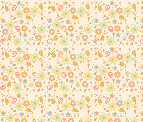 Wild World 1 fabric by suziwollman on Spoonflower - custom fabric