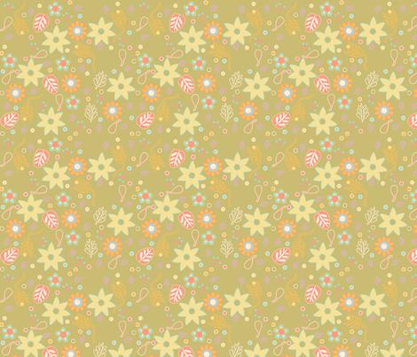 Wild World 2 fabric by suziwollman on Spoonflower - custom fabric