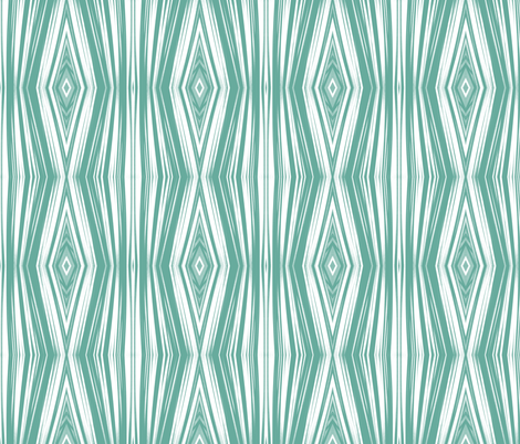 Ocean Grass fabric by bluenini on Spoonflower - custom fabric