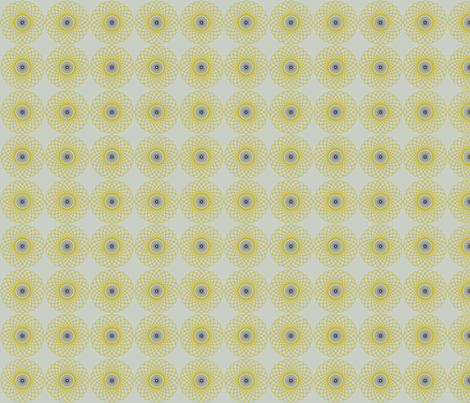 Spiro_fabric_small fabric by dorothyjeanne on Spoonflower - custom fabric
