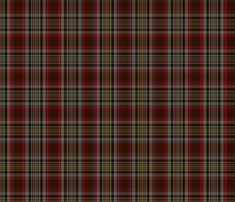 Caithness District Tartan - version 3 of 4 fabric by rengal on Spoonflower - custom fabric
