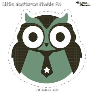 Owl Plushie #2