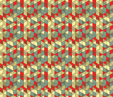 Gems: After Hours fabric by penina on Spoonflower - custom fabric
