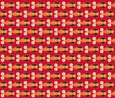 Beetlish fabric by atomic_bloom on Spoonflower - custom fabric