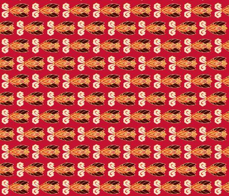 Beetlish fabric by atomic_bloom on Spoonflower - custom fabric